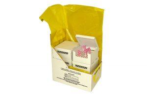 emballage pour le transport de produits sanguins