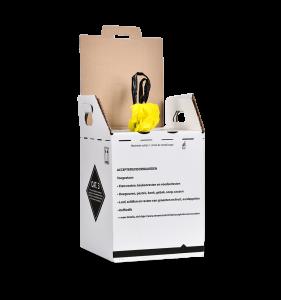 Emballage de collecte de déchets organiques