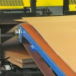 Machine qui permet la fabrication d'emballages